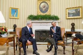 benjamin netanyahu visits with president obama to talk peace wstm