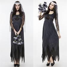 Ghost Bride Halloween Costume 2016 Halloween Costumes Women Medieval Renaissance Vampire