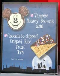 review mickey u0027s not so scary halloween party treats with haunted