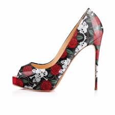 Skull High Heels Heels Pumps Shoes Picture More Detailed Picture About Lady