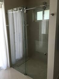 glass doors miami ccc frameless shower doors in miami shower door repair in miami
