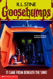 Goosebumps Cuckoo Clock Of Doom It Came From Beneath The Sink Goosebumps Wiki Fandom Powered