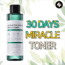 Toner Aha aha bha pha 30 days miracle toner 150ml sleshop