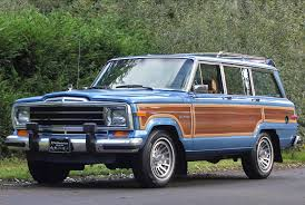 jeep grand style change a look back at the 1963 1991 jeep wagoneer a guide to year to