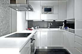 Small Black And White Kitchen Ideas Wonderful Black White Silver Kitchen Ideas Ideas Best