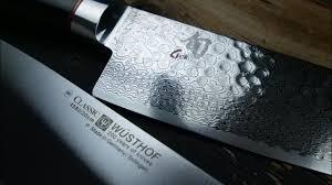 japanese vs german knives shun vs wusthof cutlery youtube