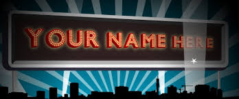 mentormob your name in bright lights mentormob