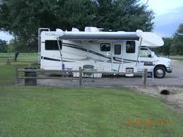 Travel Trailers Rent Houston Tx 2010 Forest River Sunseeker Motor Home Class C Rental In Houston