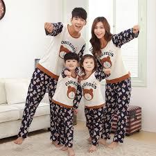 suit boy cotton pyjamas