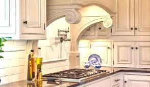 decorative kitchen cabinets cabinet light rail molding large size of rail molding decorative