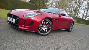 first drive jaguar f type r coupe aronline