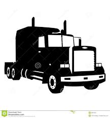 monster trucks clipart clipart semi trucks clipart collection semi truck outline