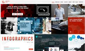 Homepage Design Trends The Future Of Color In Web Design