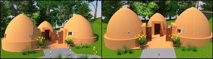 earthbag and aircrete dome home crowdfunding