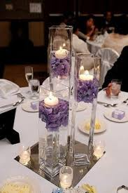 Wedding Reception Table Centerpiece Ideas by Purple Wedding Table Centrepiece For A Reception Guide