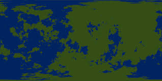 Blank Continents Map by 100 Fake Map Tech Brief Facebook Google Take Steps To
