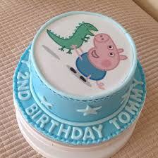 George Pig Cake Decorations George Pig Cake Peppa Pig Pinterest George Pig Cake George