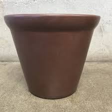 small brown flower pot u2013 urbanamericana