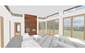 what to expect from your architect interior design selections bully hill house modern home in upstate ny studio mm architect
