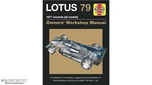 lotus 79 haynes workshop manual reviewed f1 fanatic