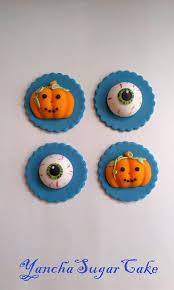 Edible Eyes Cake Decorating Fondant Edible Cupcake Toppers Set Of 12 Halloween Gumpaste Cake