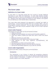 what is the meaning of cover letter cool definition of cover