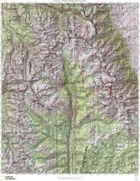 Muir Woods Map Muir Woods Map Luxury Jmt Topo Maps U2013 Cashin60seconds Info