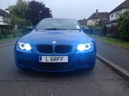 Bmw M3 Colour H8 V4 Lux Angel Eyes Colour Adjustable The M3cutters Uk Bmw M3