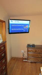 Tv Wall Mount For Rv Television Mounted On Metal Pole Google Searchbedroom Tv Mounting