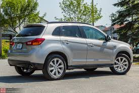 mitsubishi outlander sport off road 2015 mitsubishi outlander sport review u2013 diamond star in the rough