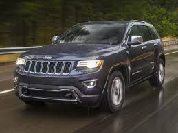 2017 jeep grand cherokee dashboard new 2017 jeep grand cherokee price photos reviews safety