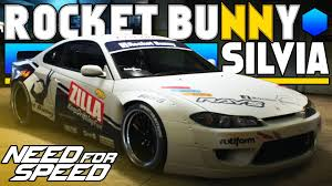 need for speed 2015 rocket bunny nissan silvia s15 customization