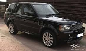 land rover 2009 land rover range rover sport 2009 suv 2 7l diesel automatic for