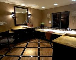 Gray And Tan Bathroom - black and tan bathroom home design ideas pictures remodel and