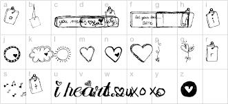 mtf i heart sketches brush fonts celtic fonts famous fonts