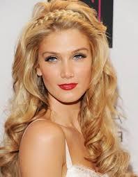 evening hairstyle for medium length hair prom hair medium length