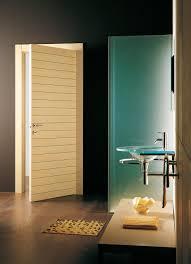 Modern Wood Door Modern Interior Doors Between The Wooden And The Glass One