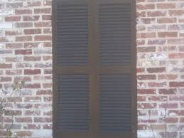 Interior Shutters Home Depot by Exterior Shutters Home Depot Shutter Interior On Faux Wood