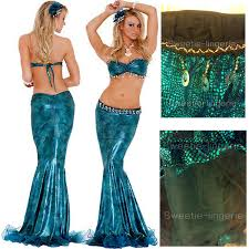 Mermaid Costumes Halloween Aliexpress Buy Mermaid Costume Mermaid Costume