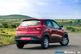 renault cars kwid renault kwid sales soar 6 months waiting period