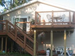 bi level bi level deck and patio 12 steps with pictures