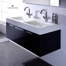 double sink wall hung vanity unit roper rhodes envy 1200 wall mounted unit double basin jmg bathrooms