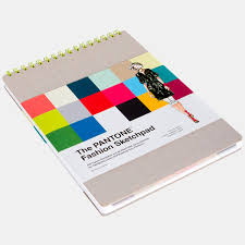 Pantone Color Pallete The Pantone Fashion Sketchpad With Templates U0026 Palettes