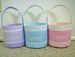 personalized easter basket custom easter basket personalized easter basket monogram