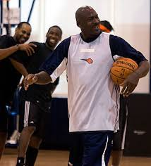 > MICHAEL JORDAN Returning to the NBA? (spending more court time with Bobcats lately) - Photo posted in BX SportsCenter | Sign in and leave a comment below!