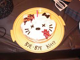 Hello Kitty Halloween Cake by The World U0027s Best Photos By Intrnal Flickr Hive Mind