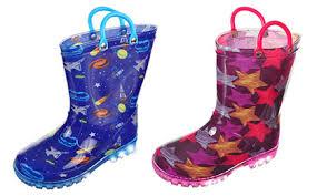 light up rain boots kids lightup rain boots as low as 11 30 orig 21