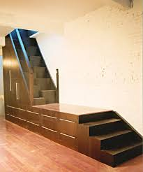 Custom Staircase Design Wilson Woodworking Shaker Furniture Traditional And