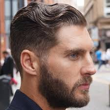 photo of the back of hair with a short bob how to slick back hair men s haircuts hairstyles 2018