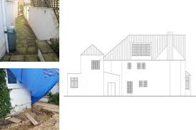 architect designed rear house extension muswell hill haringey n10